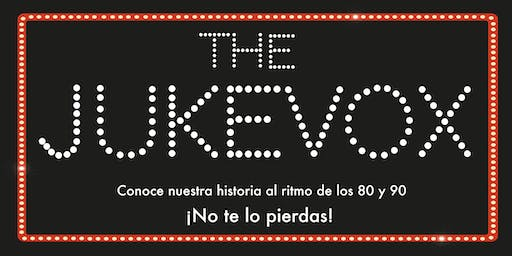 Dreamers on stage - The Juke Vox 80 y 90 show