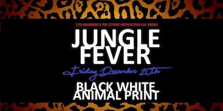 Jungle Fever tickets