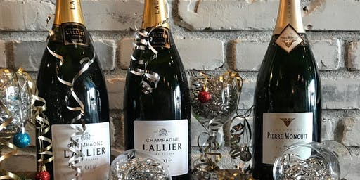 Holiday Bubbles & Celebratory Champagne