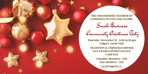 Small Business Community Christmas Party