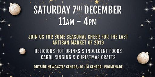 Newcastle Christmas Artisan Market