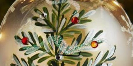 Brushes & Lushes Holiday tickets