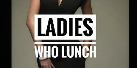 Ladies  lunchson at Sette London, Knightsbridge: Thursday 5 December tickets