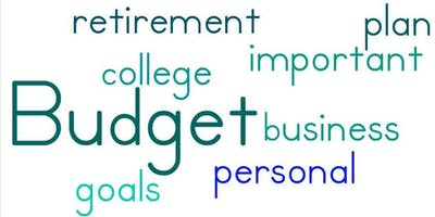 Budgets – It's That Time of Year
