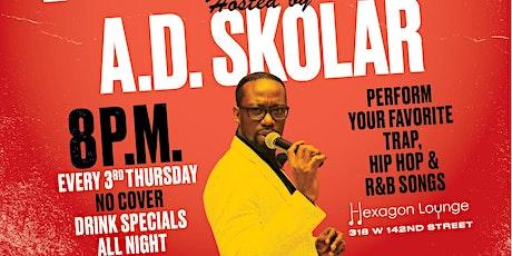 Hexagon Lounge & A.D. Skolar present TrapStar Karaoke tickets