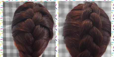 Braiding For Beginners Evening Workshop - February 2020 tickets