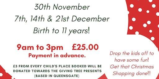 Drop & Shop Sale Saturday