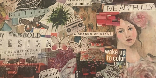 Shine 2020!  A Vision Board Workshop with Prism and Guest Co-Host Ida Adams