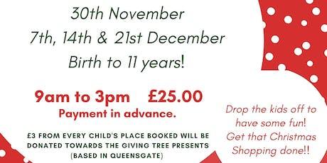 Drop & Shop Sale Saturdays! tickets