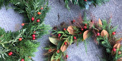 Wreath Making with Brita Fisher