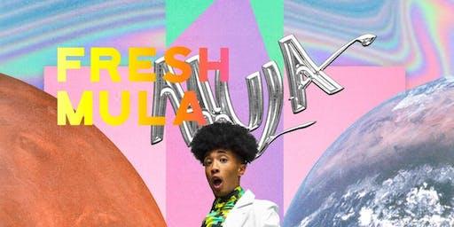 Arte su Marte x Freshmula