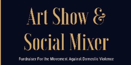 River Oaks Art Show & Social Mixer tickets