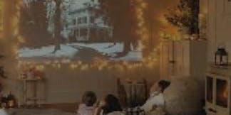 Christmas Movie Party.