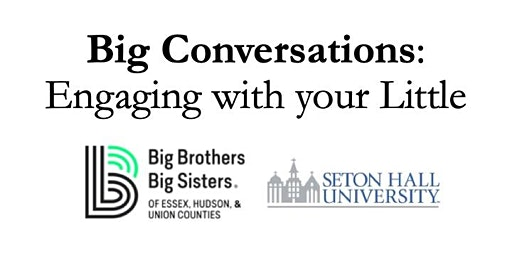 Big Conversations: Engaging with your Little