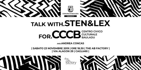 Talk with STEN & LEX | CCCB Bauladu tickets