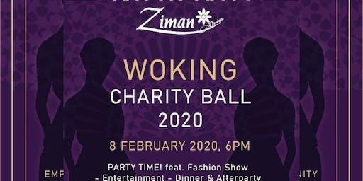 Woking Charity Ball 2020