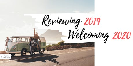Reviewing 2019 - Welcoming 2020 Tickets