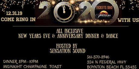 New Years Eve & Anniversary Party tickets