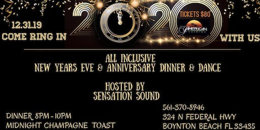 New Years Eve & Anniversary Party