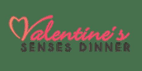 Valentine's Senses Dinner tickets