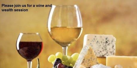 Wine & Wealth Friday tickets