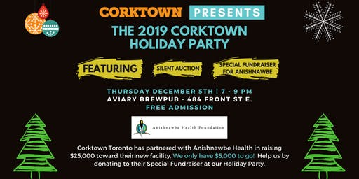 The 2019 Corktown Toronto Holiday Party