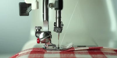 Beginners Dressmaking (6 Weeks - Tuesday evening)