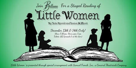 Bellissima Productions: Little Women  Staged Reading tickets