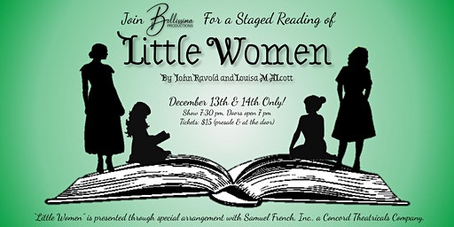 Bellissima Productions: Little Women  Staged Reading