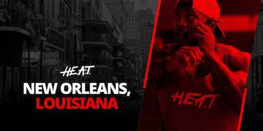 H.E.A.T. TOUR NEW ORLEANS