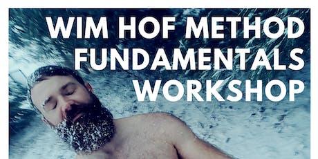Wim Hof Method Fundamentals Workshop  (Chicago) with Jesse Coomer tickets