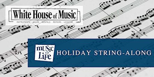 Holiday String-Along