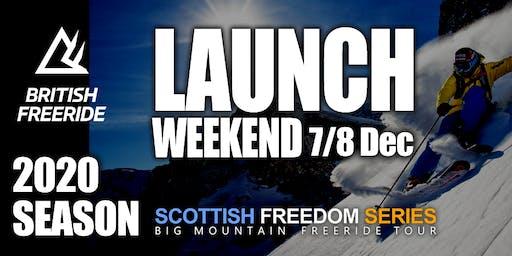 British Freeride + SFS 2020 Season Launch Weekend