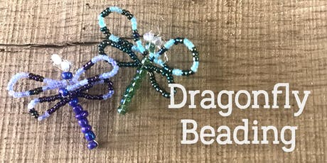 Dragonfly Beading Workshop tickets