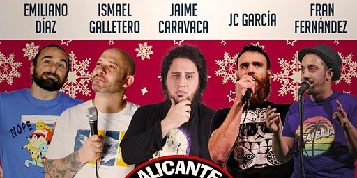 Alicante Comedy Club | Navidades