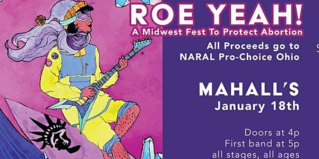 Roe Yeah! A Midwest Fest to Protect Abortion tickets