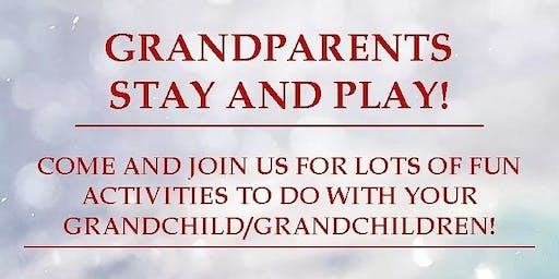 Grandparents Stay And Play