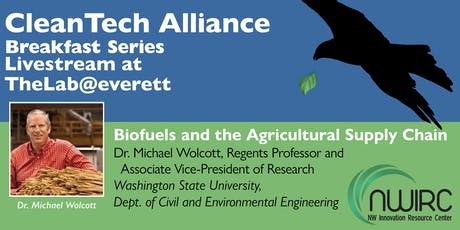 CleanTech at TheLab: Biofuels and the Agricultural Supply Chain tickets