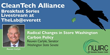 CleanTech at TheLab: Radical Changes in Store Washington Carbon Policy tickets