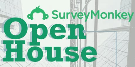 Survey Monkey Open House tickets