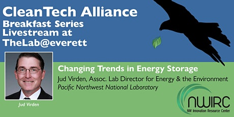 CleanTech at TheLab: Changing Trends in Energy Storage tickets
