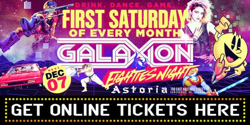 GALAXION | DEC 7 | ONLINE TICKETS