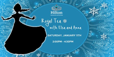 Royal Tea with Elsa and Anna tickets