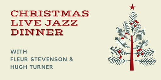Christmas Live Jazz Dinner at Fidget & Bob