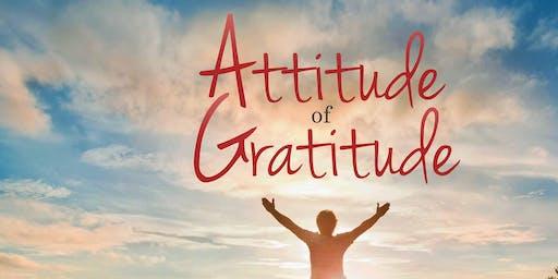 Gratitude Meditation ~ Holiday Intro Class
