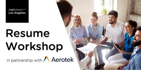 FREE Resume Workshop - with Aerotek Staffing & Recruiting tickets