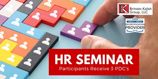 3 HR Trends for 2020 - Human Resources Seminar