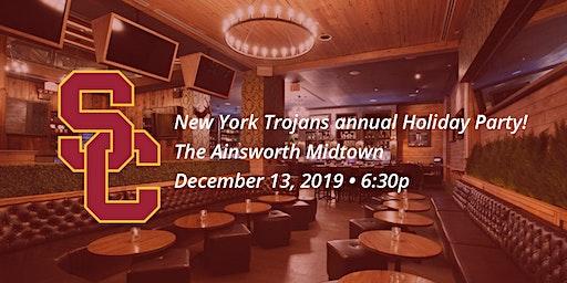 NY USC Trojans Holiday Party