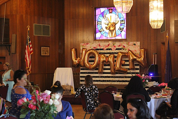 2nd Annual  Bloom Empowerment Luncheon image