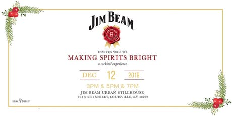 Making Spirits Bright: A Cocktail Experience tickets
